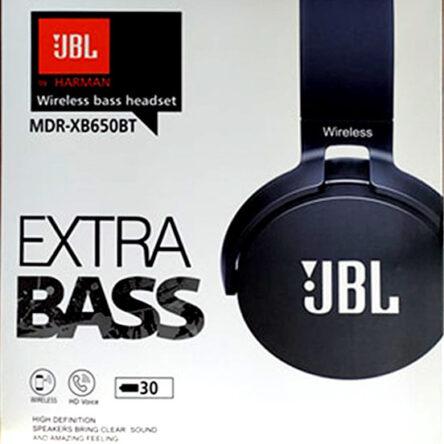 Extra Bass Wireless Headphone (JBL High Copy)